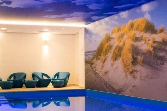 Renovatie spa Badhotel te Domburg